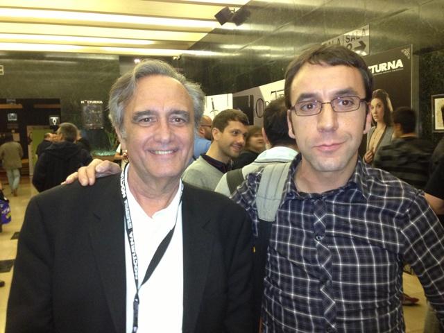 Joe Dante y Toñño