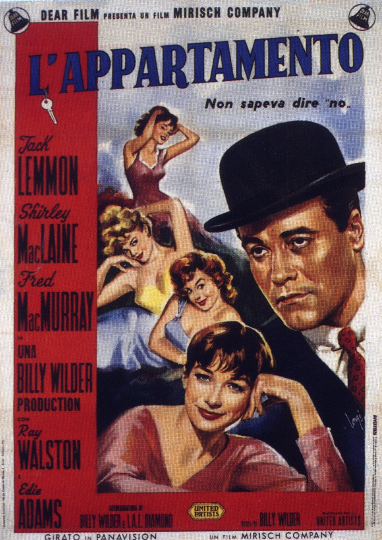 El_Apartamento_(Billy_Wilder)_italiano_1