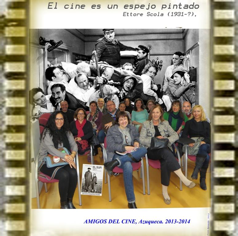 Amigos del cine de Azuqueca