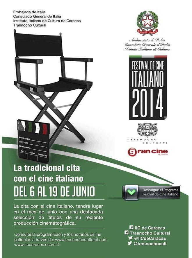 festivalcine italiano 2014