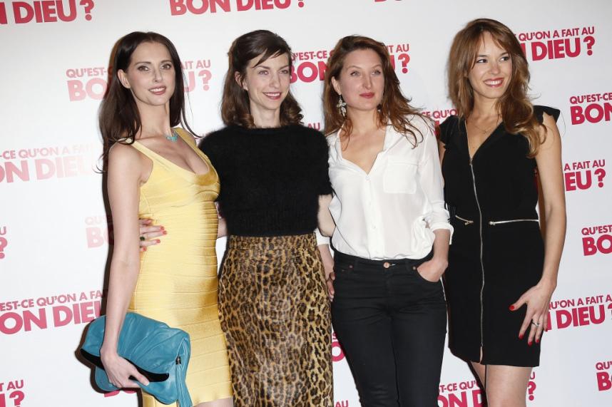 las cuatro hermanas francesas 2