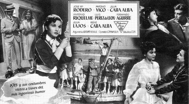 1953 Novio a la vista (programa) 02