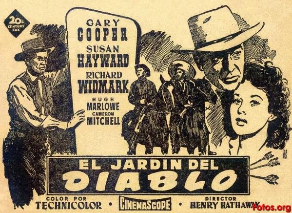 1954-El-Jardin-del-Diablo-Henry-Hathaway-Cliche-prensa-1
