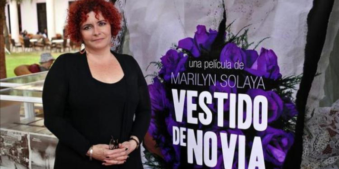 Vestido de novia - 2015 - Marilyn Solaya