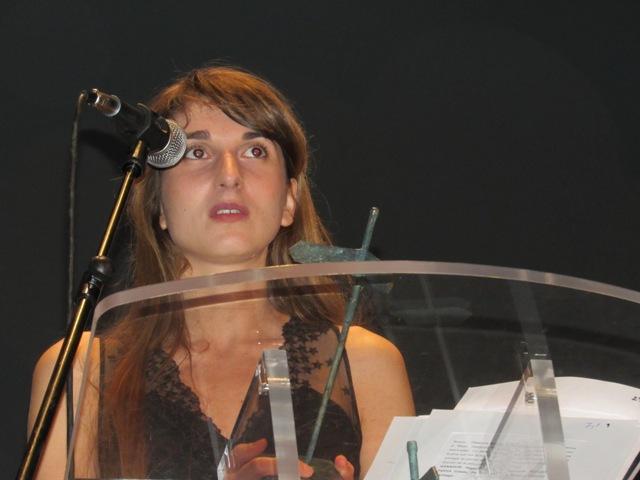 Directora francesa Alcine 45 pequeño