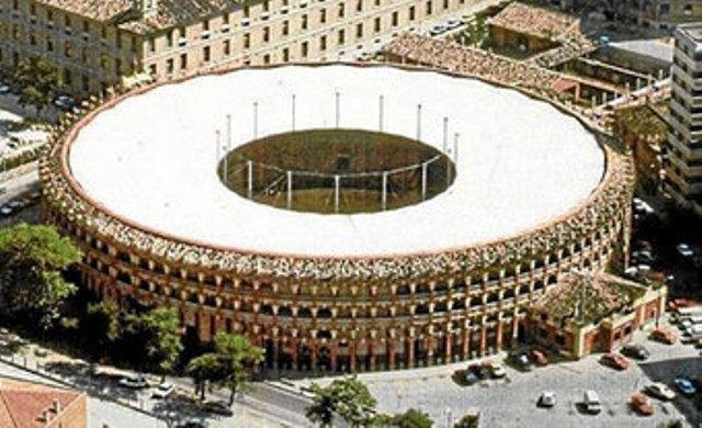 Plaza de tooros zaragoza