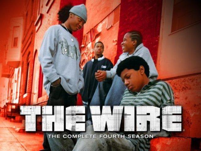 The Wire 4 temporada