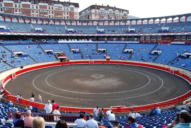 plaza de toros de bilbao