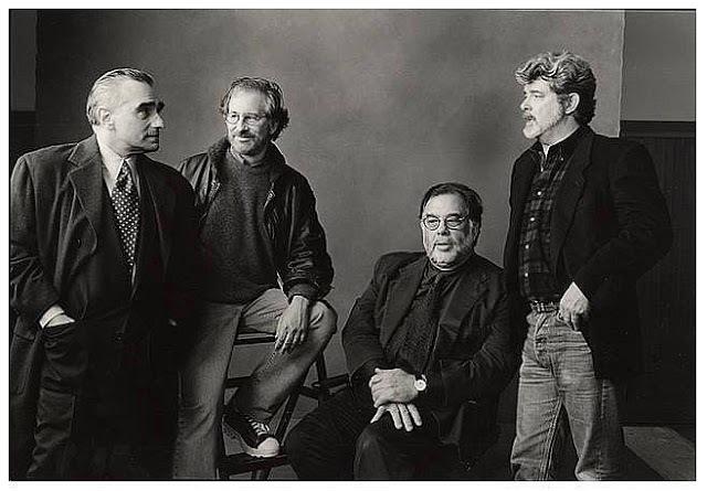 Steven Spielberg, Martin Scorsese, George Lucas