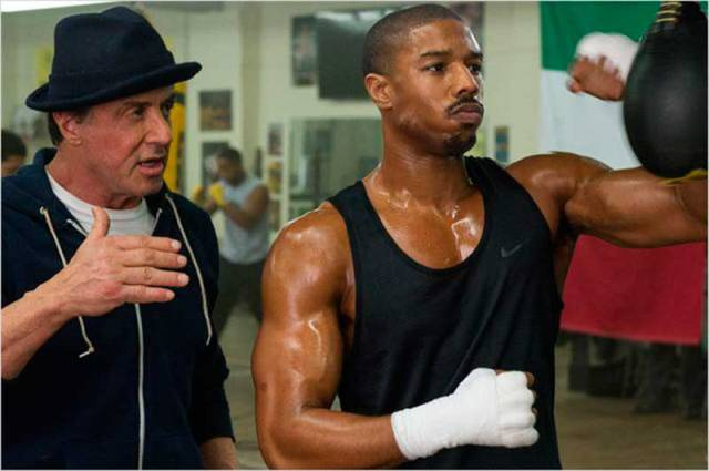 Creed. La leyenda de Rocky2