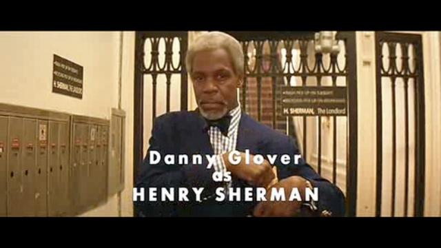 Henry Sherman (Danny Glover)