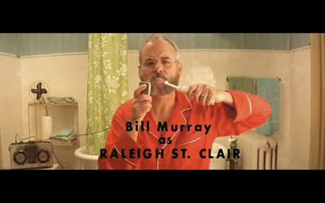 Raleigh St. Clair (Bill Murray)