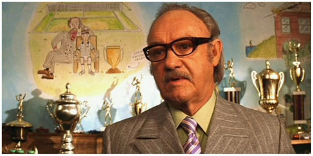 Royal Tenenbaum (Gene Hackman)