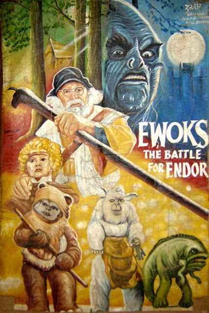 Ewoks The Battle for Endor2