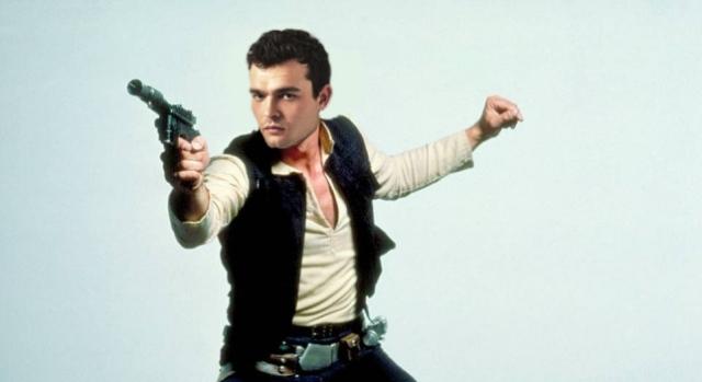 Han Solo de joven será Alden Ehrenreich