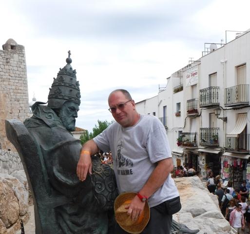Peñiscola, el Papa Luna y Juego de Tronos4