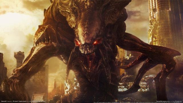 zerg de StarCraft