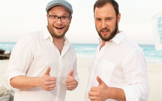 Evan Goldberg y Seth Rogen