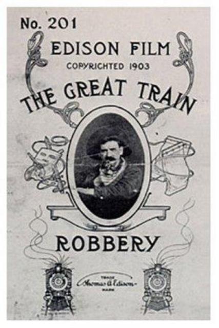 Asalto y robo a un tren