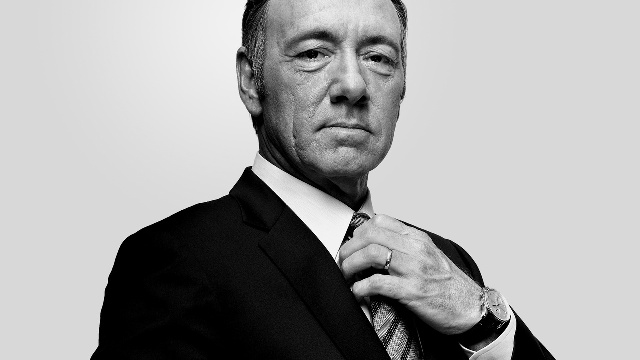 Francis Underwood (Kevin Spacey)
