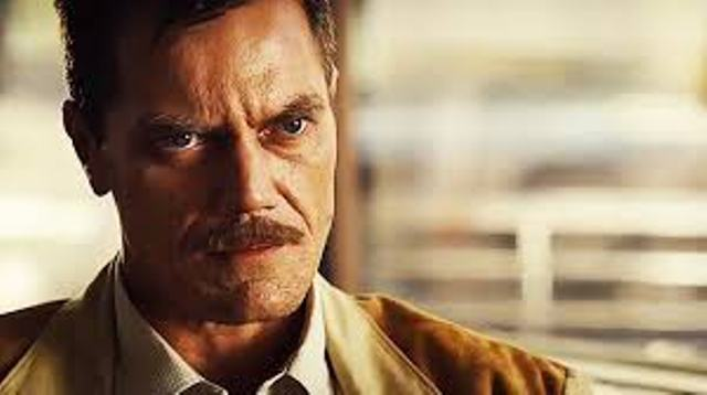 Bobby Andes Michael Shannon