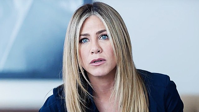 Office Christmas jennifer aniston