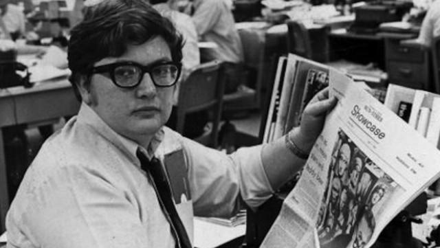 Roger Ebert, crítico del Chicago Sun-Times