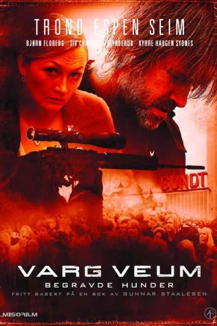 Varg Veum - Perros enterrados no muerden