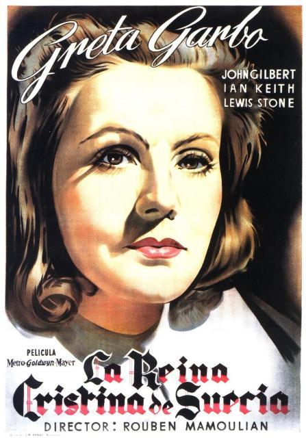 1933 Queen Christina - La reina Cristina de Suecia (esp) 01