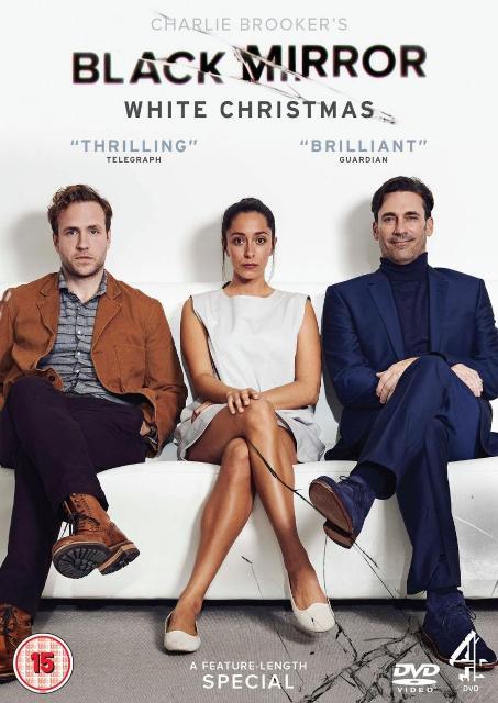 Black Mirror Blanca Navidad (TV) cartel