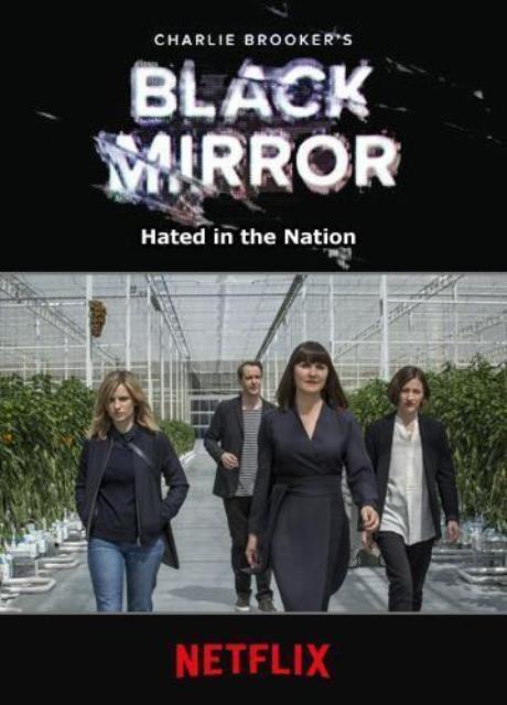 Black Mirror Odio nacional (TV)