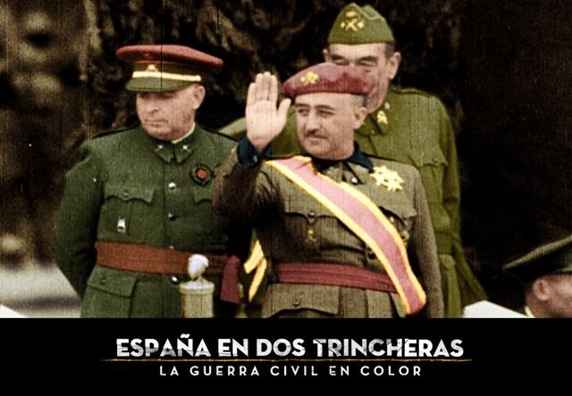 España en dos trincheras. La Guerra Civil en color3
