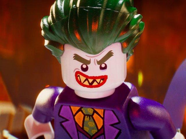 Batman La LEGO película2