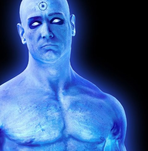 Dr. Jon Osterman  Doctor Manhattan