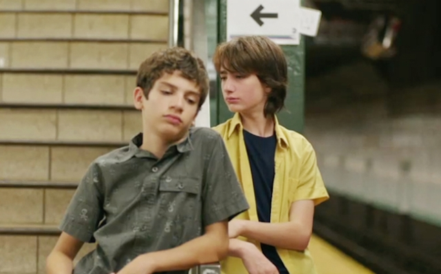 Verano en Brooklyn (Little Men)2