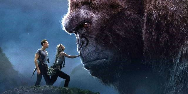 Kong La isla calavera 1