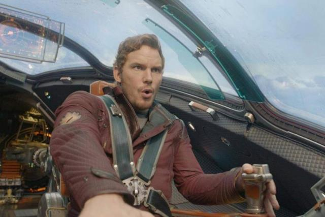 Peter Quill Star-Lord