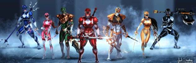 Power Rangers 2