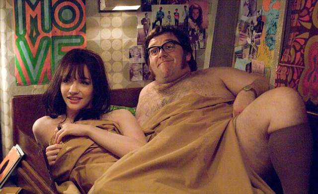 Photo Must Be Credited ©Universal Studios. All Rights Reserved 070000 03/04/09 Talulah Riley and Nick Frost star in the comedy movie The Boat That Rocked