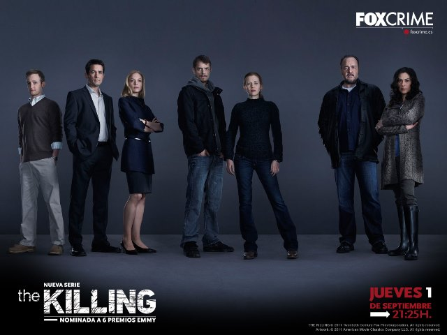 The Killing (Serie de TV) – Temporada 2 2