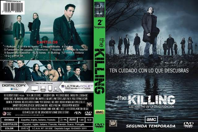 The Killing (Serie de TV) – Temporada 2