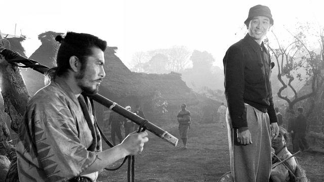 Akira Kurosawa 1954