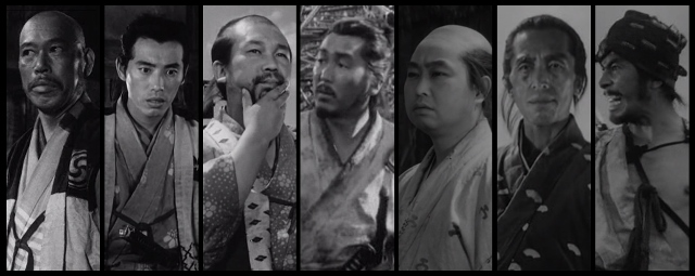 Los siete samuráis2