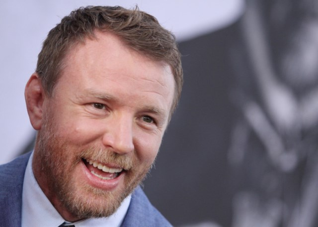 Mandatory Credit: Photo by Matt Baron/BEI/Shutterstock (8811244ge) Guy Ritchie 'King Arthur: Legend of the Sword' film premiere, Arrivals, Los Angeles, USA - 08 May 2017
