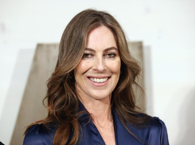 "FILE - In this Wednesday, Nov. 10, 2010 file photo, Kathryn Bigelow arrives to the Museum of Modern Art's third annual Film Benefit in New York. ""Zero Dark Thirty"" filmmaker Kathryn Bigelow will direct an as-yet-untitled film set amid the week of deadly race-related rioting in Detroit that claimed 43 lives in 1967, Thursday, Jan. 28, 2016.  (AP Photo/Stuart Ramson, File)"