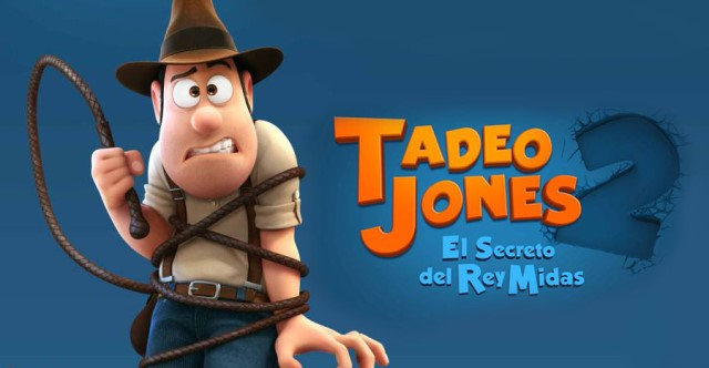 Tadeo Jones 2. El secreto del Rey Midas