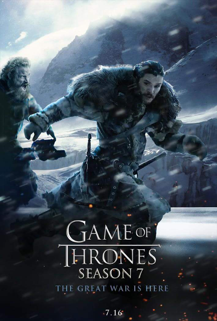 game of thrones temporada 7 cartel