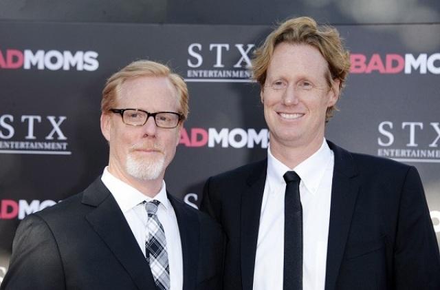 Jon Lucas,  Scott Moore