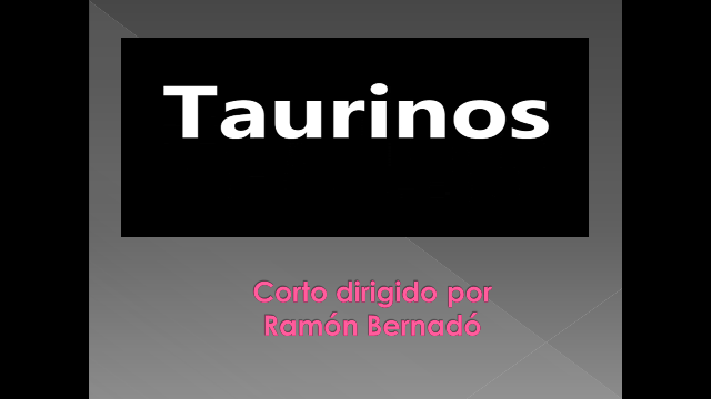 Taurinos carátula final