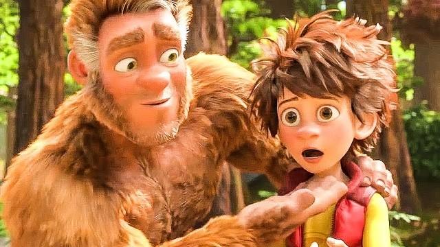 El hijo de Bigfoot2
